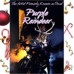 Purple Reindeer